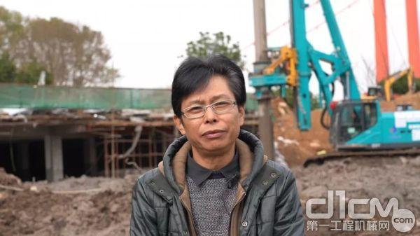 项目仓库主管杨兵