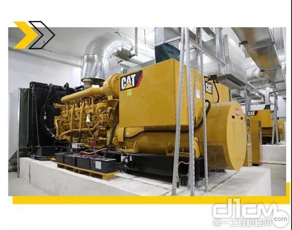 CAT?(卡特)3516B 10.5kV高压柴油发电机组