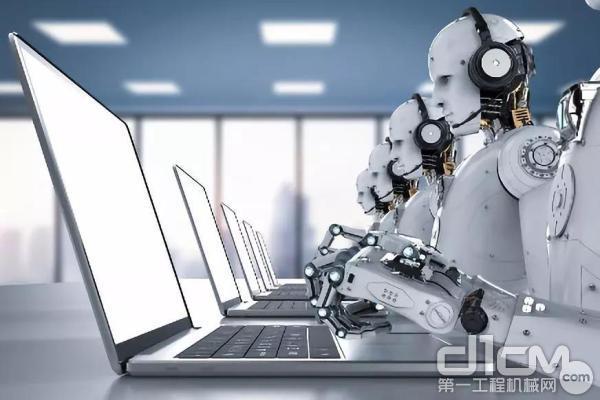 三一重机四名软件机器人(RPA)正式入职