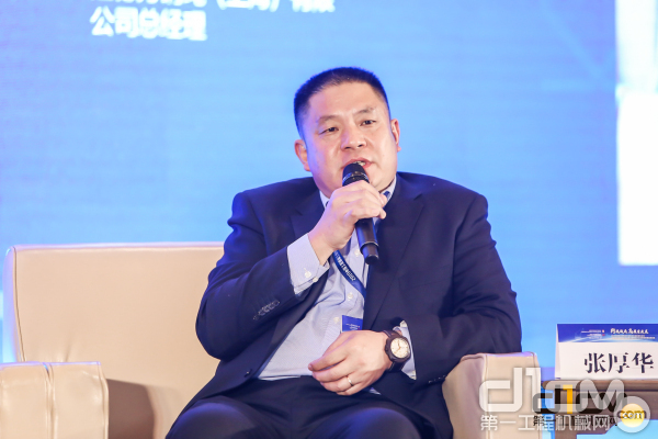 泰安泰山福神齿轮箱有限责任企业副总经理 张厚华