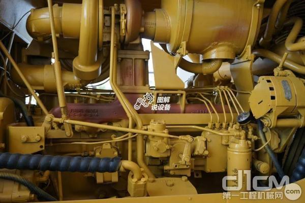 搭载卡特彼勒CAT 3306C DTTA发动机