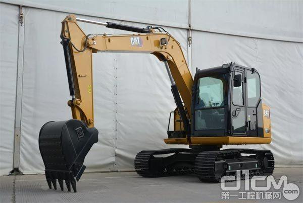 CAT 307挖掘机