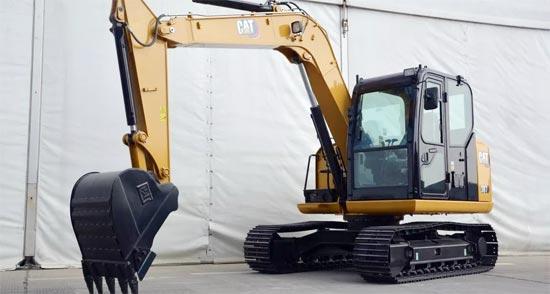 """TA来了!首批CAT?(卡特)307小挖新机已下线"""""""