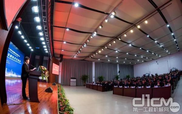 中铁装备举办隧道及地下空间开发新技术交流会议