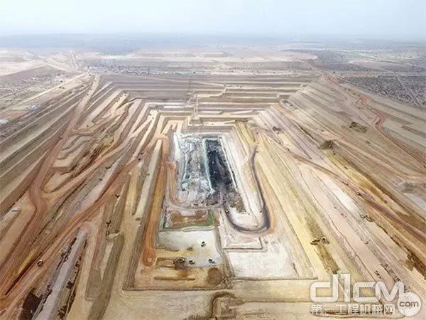 巴基斯坦塔尔煤田项目
