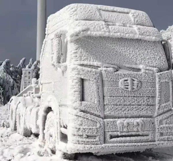 冬季行车注意安全