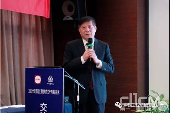 中国365bet体育工业协会副秘书长严建国