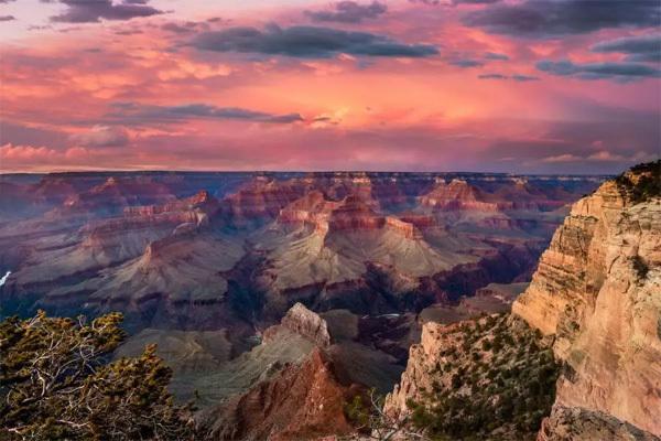 美国大峡谷(Grand Canyon)