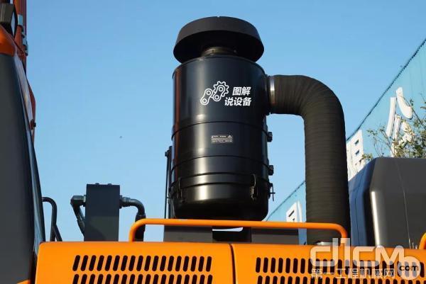 油浴式空气预滤