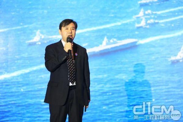 王民董事长为优秀代理商颁奖