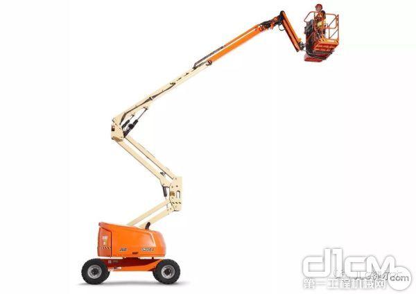 全新的曲臂式高空作业平台520AJ面市