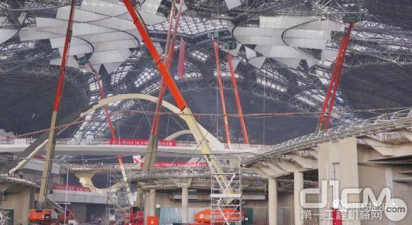 助力北京大兴国际机场建设