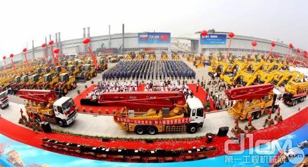 2011年,中国365bet体育出口最大单委内瑞拉V58项目,出口设备总价值48.42亿元