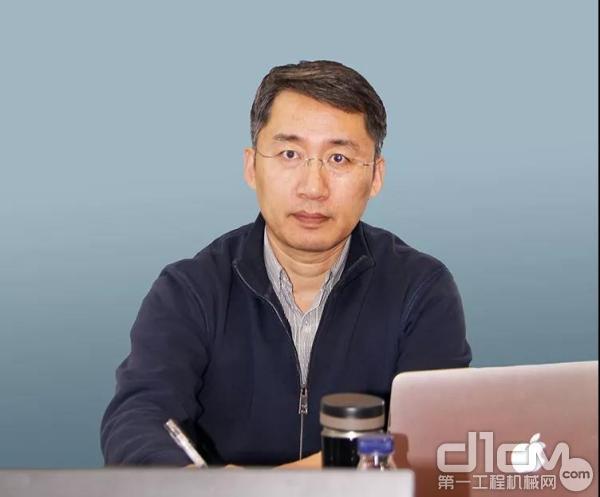协会工业互联网分会副秘书长李国军