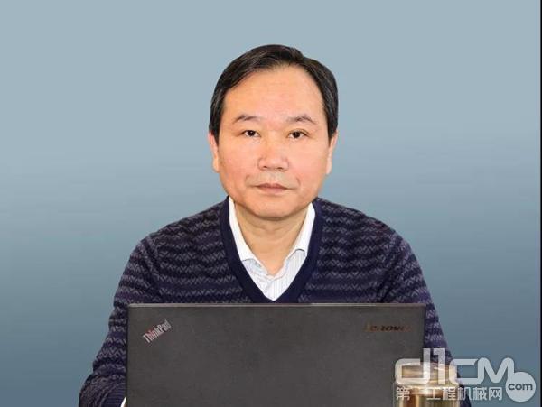 协会副秘书长、工业互联网分会副会长兼秘书长王金星