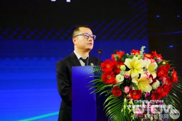 中集凌宇<a href=http://product.d1cm.com/ target=_blank>产品中心</a>主任白来存