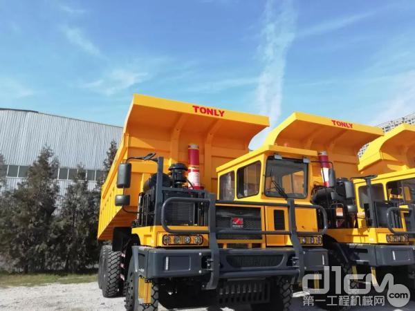 TL875非公路宽体自卸车