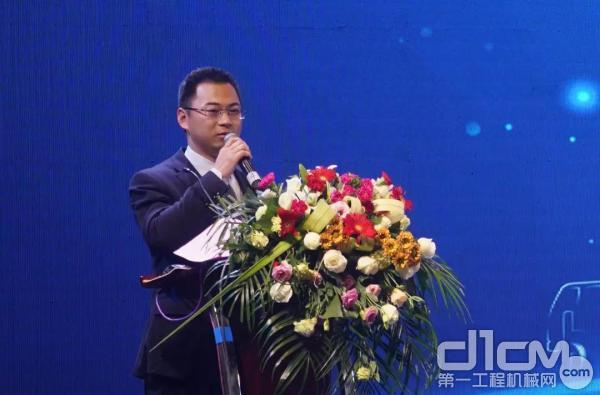 营销企业常务副总经理晁玉国发布商务政策
