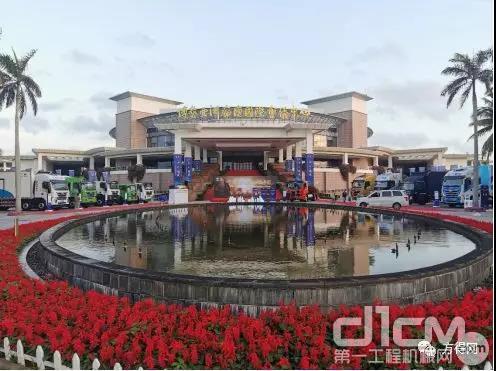 2020年上汽依维柯红岩营销商务年会举办地