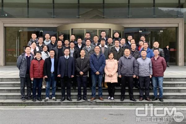 """首期""""三一重工-丹佛斯技术交流研讨会""""在湖南宁乡成功举行"""