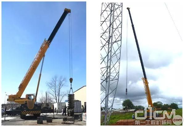 RT70U 北美施工、 RT70E南美施工