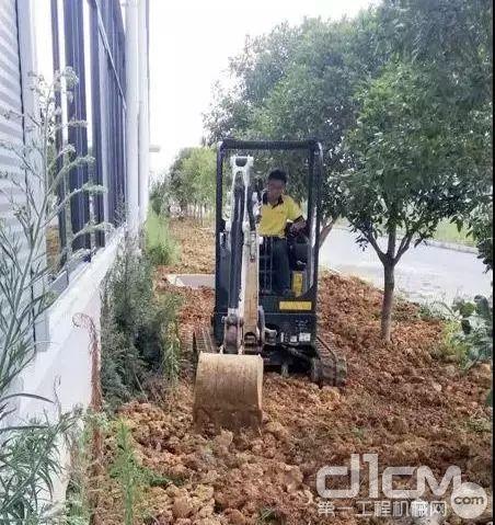 山猫20微挖