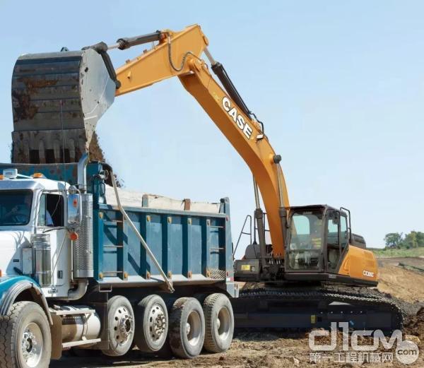 CX300C挖掘机