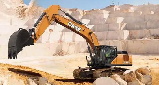 凯斯C系挖掘机 与您约战2020