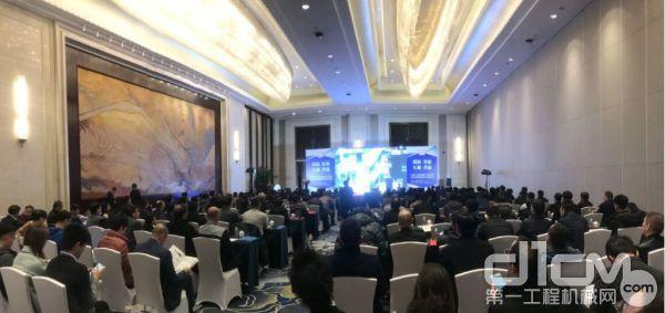 2019年中国365bet体育工业协会365bet体育配套件分会年会现场