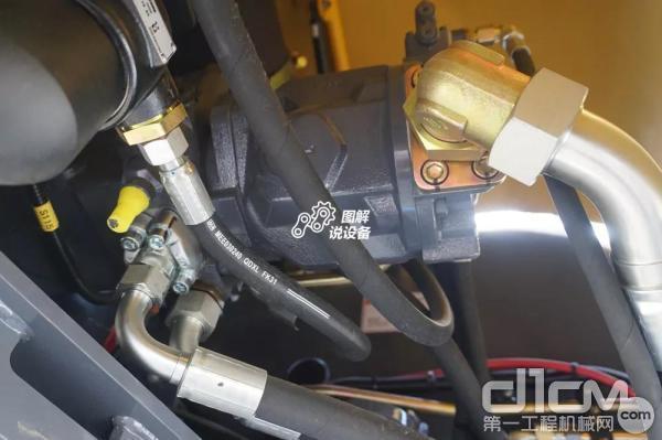 负载敏感液压系统