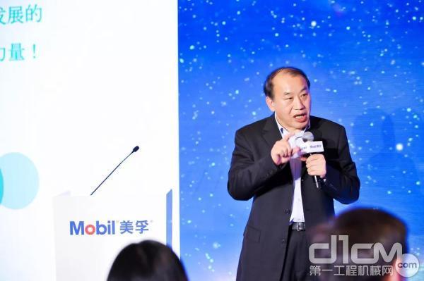中国节能协会秘书长宋忠奎先生演讲
