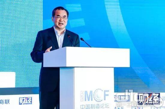 国家发展改革委原副秘书长范恒山