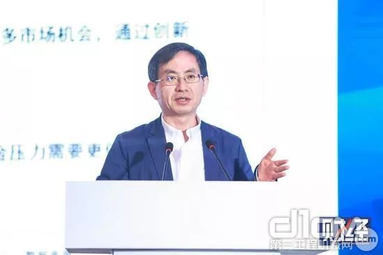 中国信息通信研究院副院长余晓晖