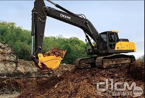 约翰迪尔E300LC挖掘机