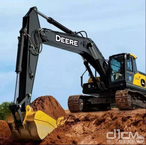E300LC挖掘机