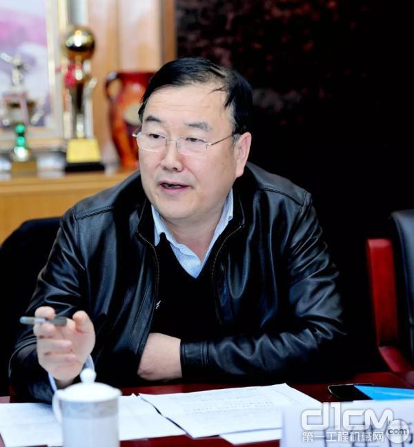 工业和信息化部信息技术发展司副司长王建伟