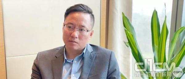 东风康明斯发动机有限企业副总经理 王春光先生
