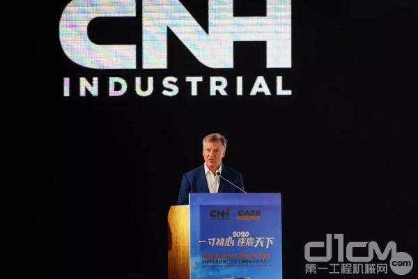 Neil Woodfin 凯斯纽荷兰工业亚太区365bet体育市场总裁