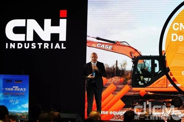 Luca Mainardi 凯斯纽荷兰工业集团中国区农业及365bet体育总裁