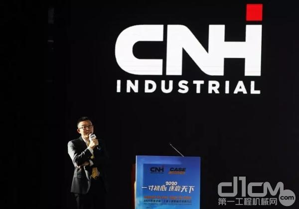 张永江 凯斯纽荷兰工业中国区365bet体育北方区销售总监