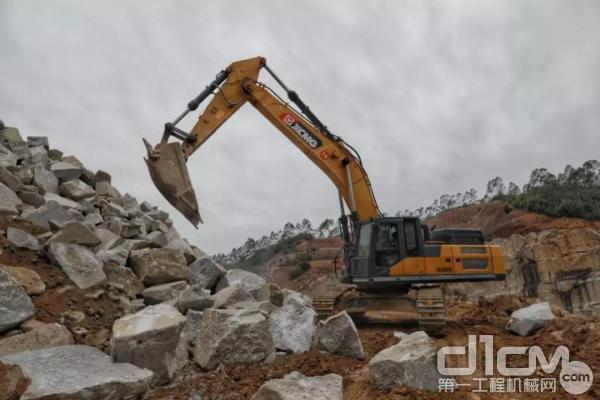徐工挖掘机