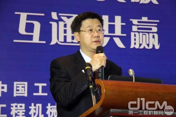 赛克思液压科技股份有限企业总裁姚广山