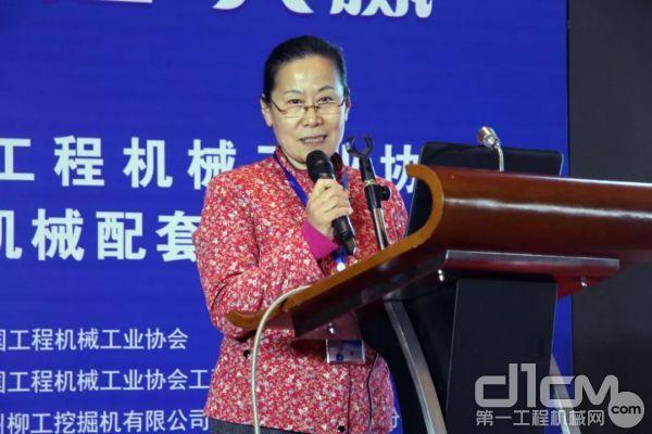 中国地震应急搜救中心技术部处长尚红作专题报告