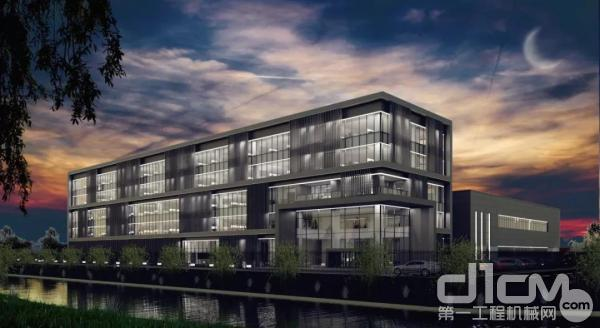 利勃海尔(中国)有限企业中国区总部项目