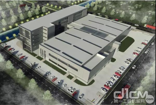 项目预计将于2021年交付,建成后年产值可达20亿元