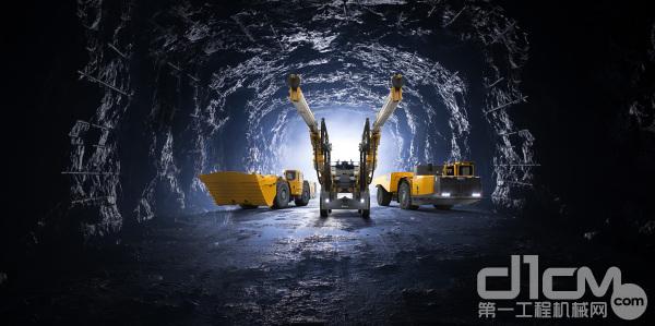 安百拓采矿设备