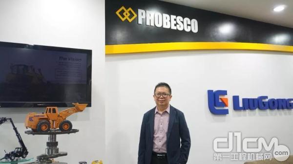 Probesco CEO Henk Wibiwarsono 先生