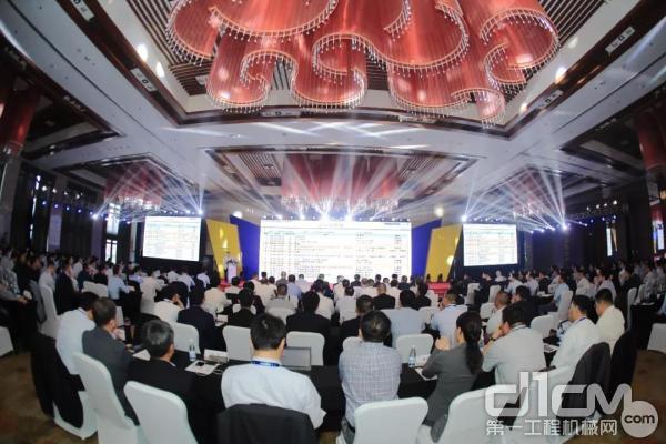 小松中国2020代理店大会