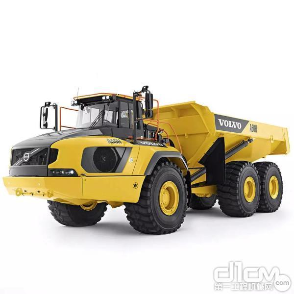 A60H重型运输卡车