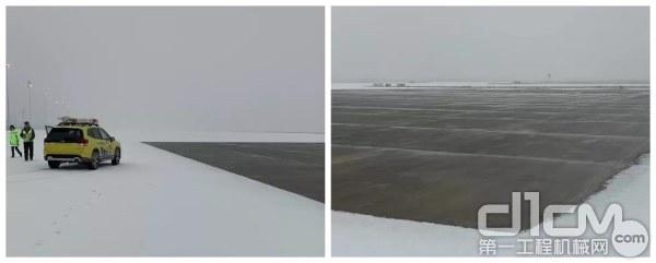 山河智能助力地温融雪